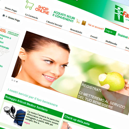 K4Pharma: il web in farmacia