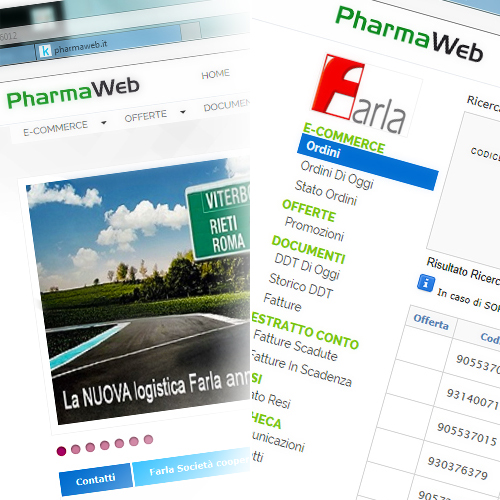 La piazza virtuale del farmaco: www.pharmaweb.it