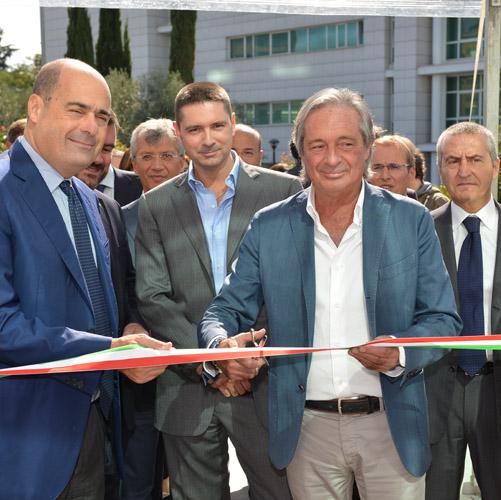 Cef inaugura un magazzino di 22.000 mq