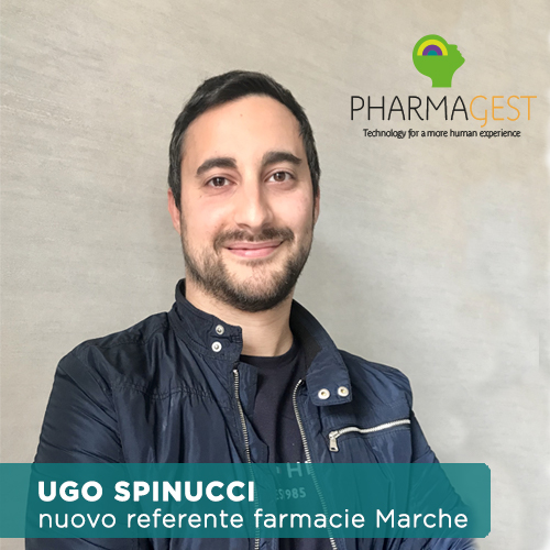 Pharmagest presenta Ugo Spinucci, il nuovo referente per le farmacie marchigiane