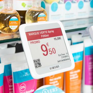 La nuova soluzione offitag modernizza il punto vendita e implementa le vendite