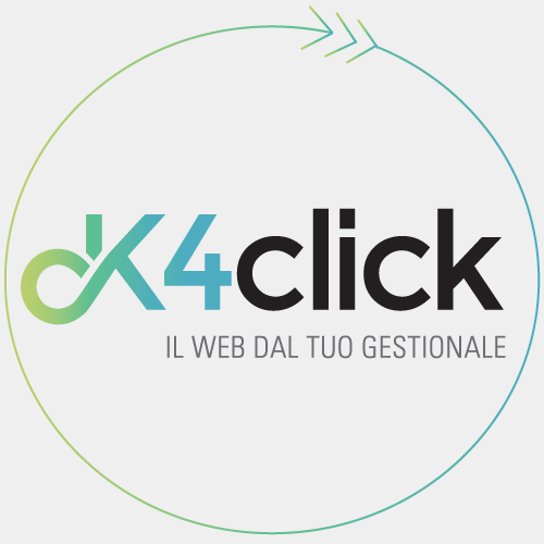 K4Click sincronizza l'e-commerce con il gestionale del grossista