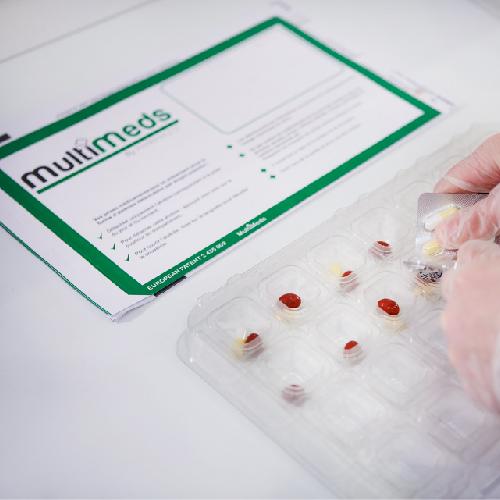 MULTIMEDS, il pilloliere personalizzabile che facilita l'aderenza terapeutica, fidelizzando i pazienti