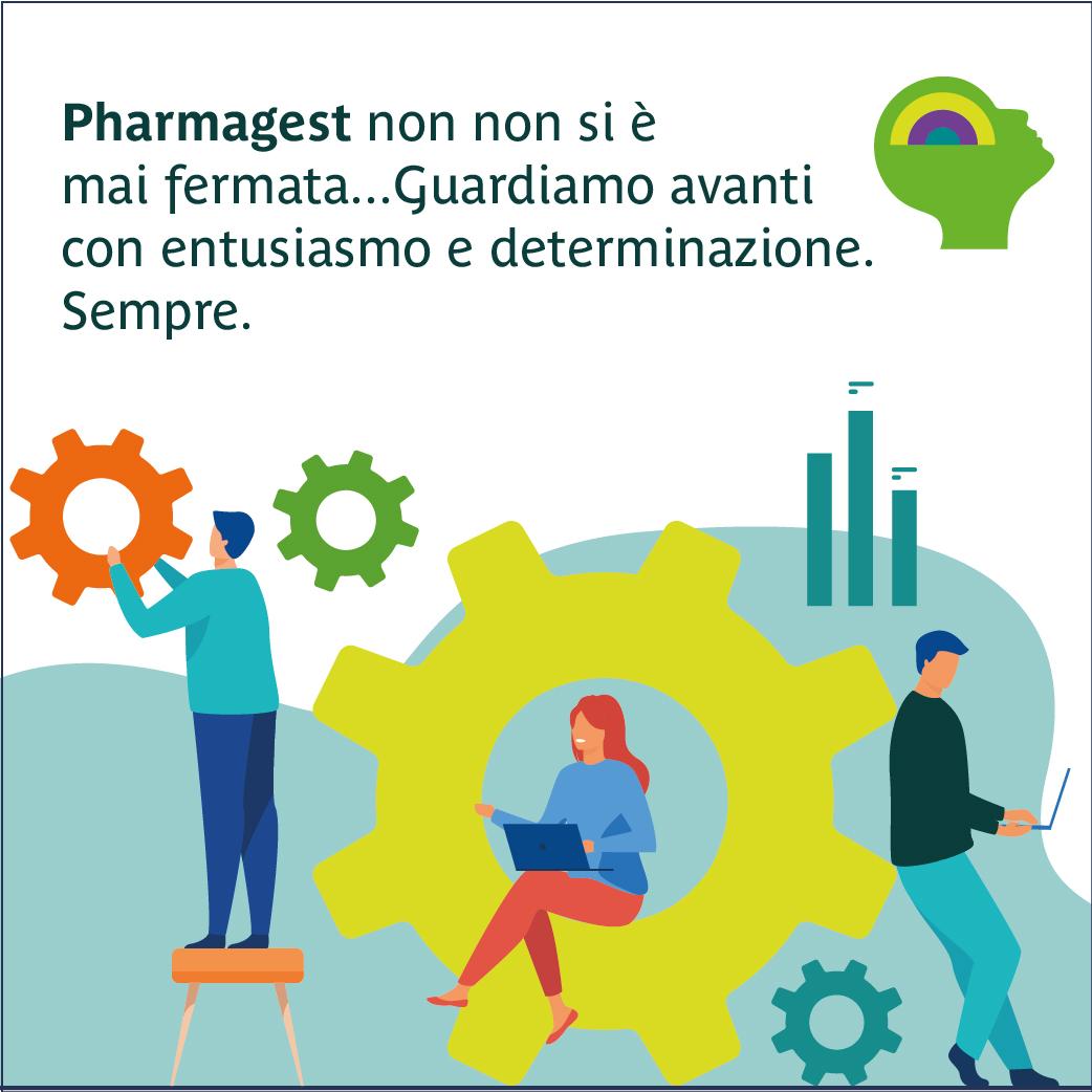 Pharmagest Italia, la voglia di fare e la forza di realizzare