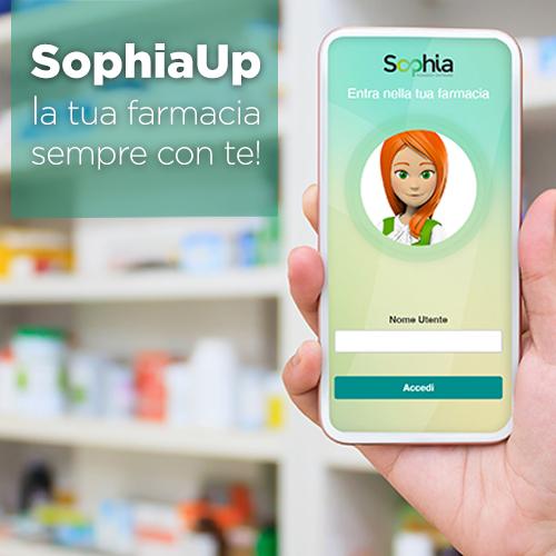 Nuova SophiaUp,  l'applicazione mobile del gestionale Sophia