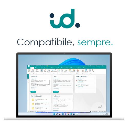 Il gestionale di farmacia id. è perfettamente compatibile con Windows 11 e con tutti i device di ultima generazione.