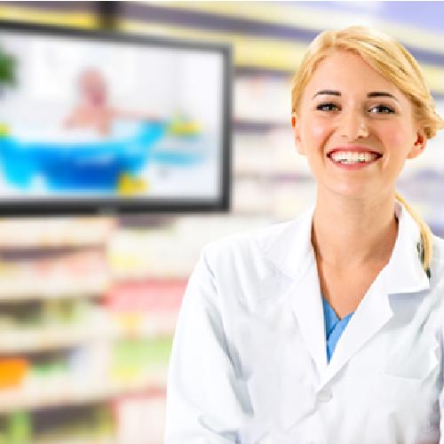 SophiaShow, gestisci centralmente la comunicazione dei tuoi monitor in farmacia da ogni device ed in tempo reale.