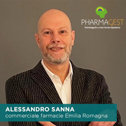 Nuovo referente commerciale per le farmacie dell'Emilia Romagna
