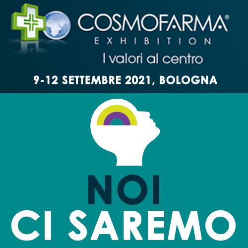 Pharmagest Italia partecipa al Cosmofarma 2021. Padiglione 30, stand C15-D14