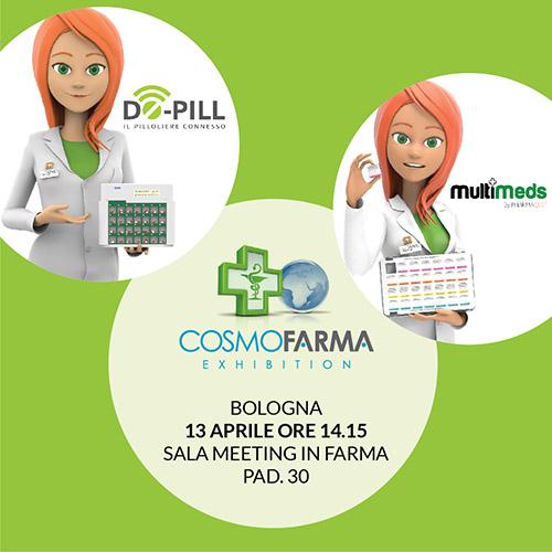 InFarma Pharmagest Italia presenta i nuovi strumenti che permettono la presa in carico dei pazienti cronici