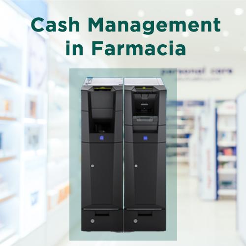 La soluzione facile e sicura per la gestione del denaro contante in farmacia
