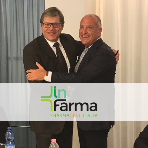 Siglato l'accordo tra InFarma e Pharmagest per la gestione della farmacia dei servizi