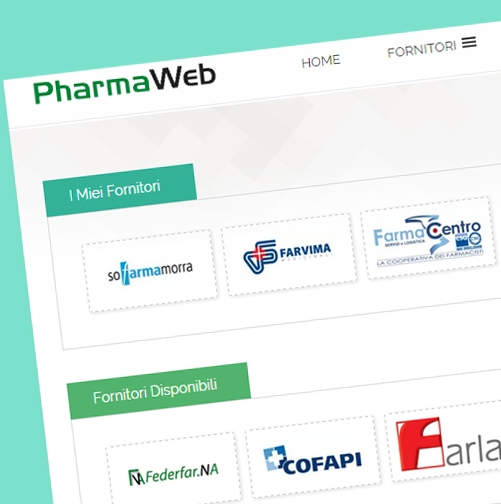 Pharmaweb si arricchisce di nuovi Fornitori