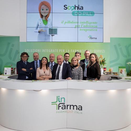 La linea Sophia per la Farmacia dei Servizi al Cosmofarma 2018